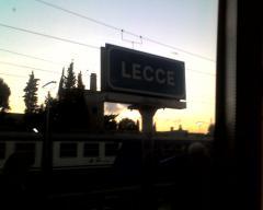 Stazione di Lecce