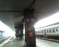Binario 15 Stazione Termini