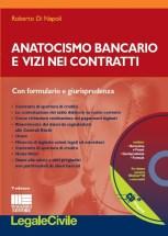copertina Anatocismo bancario e vizi nei contratti V ediz.