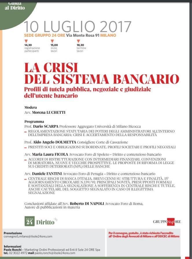locandina seminario Milano 10 luglio 17