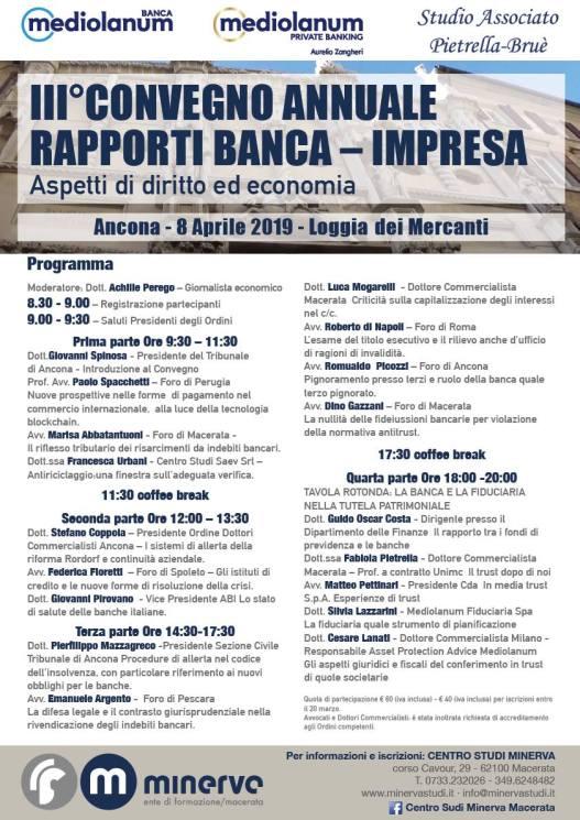 convegno Ancona 8 aprile 2019